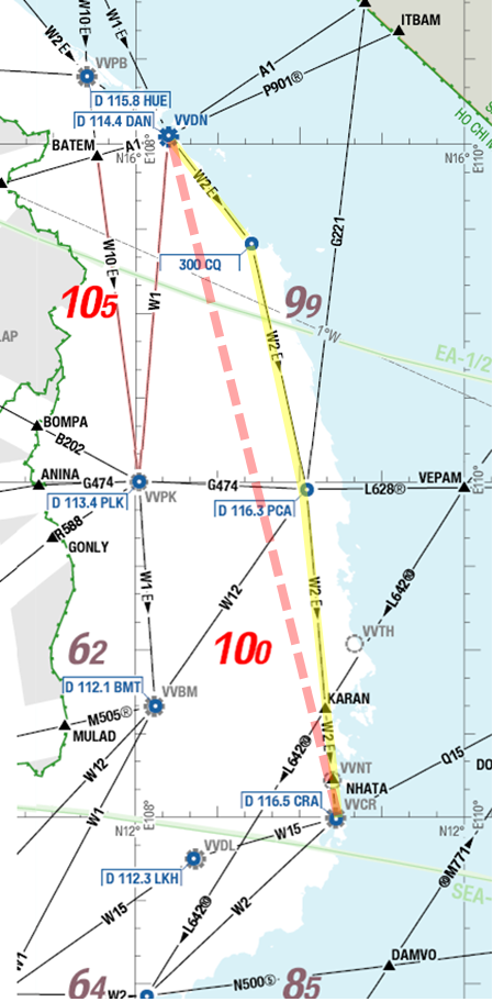 P1_12(Conventinal_flying_route_dogleg)