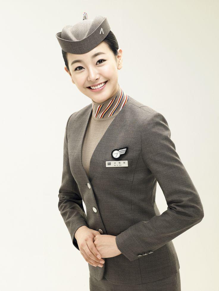 เอเชียน่า แอร์ไลน์ส  เกาหลีใต้2